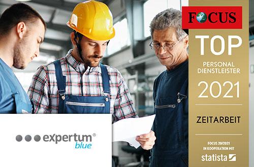 expertum | Leistungen der expertum blue