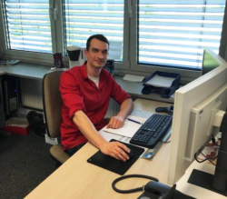 Herr Ernst hat gute Erfahrungen mit expertum in Köln gemacht