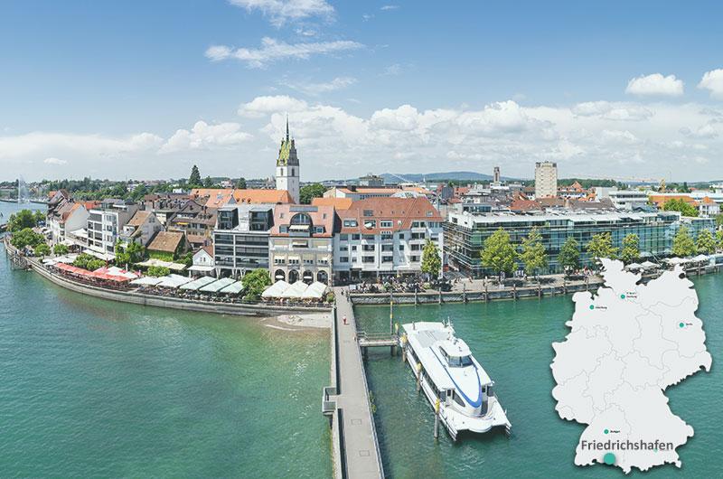 expertum DIE PERSONALBERATER | Meike Gröger | Büro Friedrichshafen