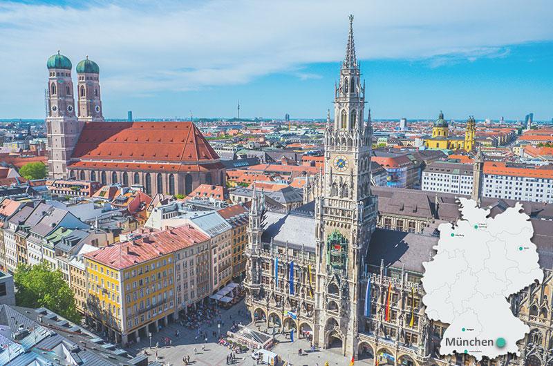 expertum DIE PERSONALBERATER | Nadine Wiener | Büro München