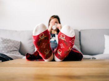 Entspannt an Weihnachten